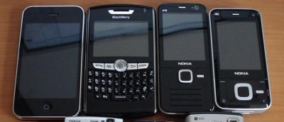 What Do You Do with Your Old Mobile Phones?