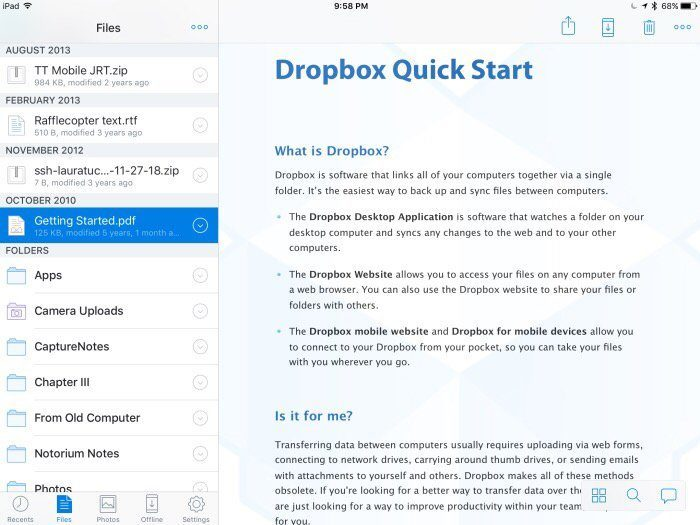 the-cloud-dropbox