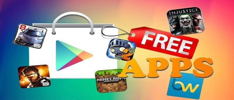 4 Ways To Get Paid Android Apps for Free (Legally)