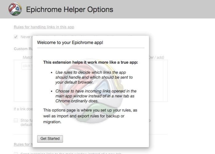 Chrome SSB -mte- 10a Behaviour Options