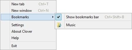 Clex-Explorer-BookmarksDropdown