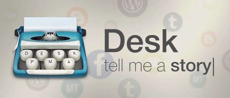 Blogging in Bliss with DeskPM