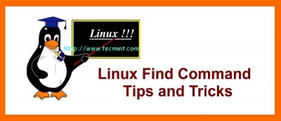 Easily Search Any File in Linux with the Find Command