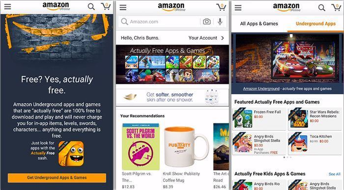Get-Paid-Android-Apps-For-Free-Amazon-Underground