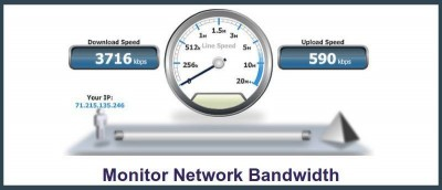 How to Monitor Network Bandwidth Using the Command Line on Linux