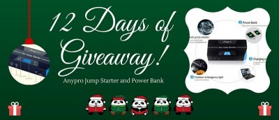 Anypro Jump Starter and Power Bank Review