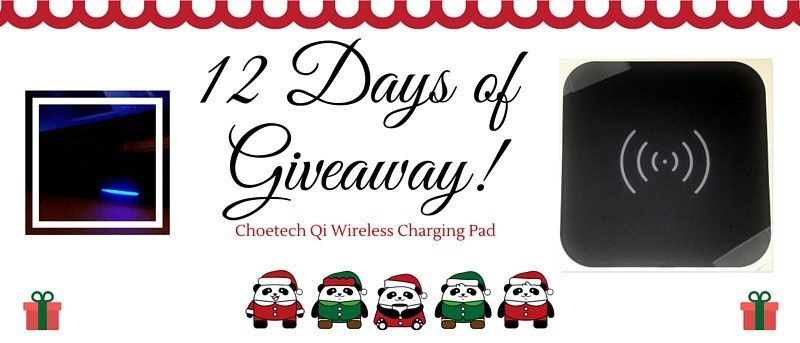 Choetech Qi Wireless Charging Pad Review