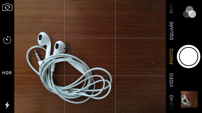 iPhoneography -mte- earphone