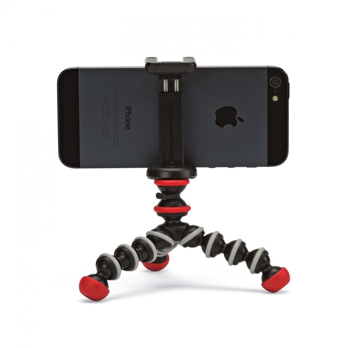 iPhoneography -mte- flexible tripod