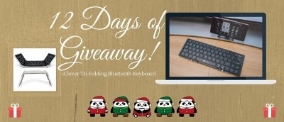 iClever Tri-Folding Bluetooth Keyboard Review