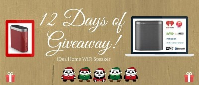 iDea Home WiFi Speaker