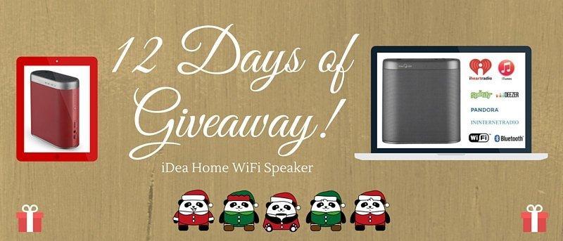 iDea Home WiFi Speaker