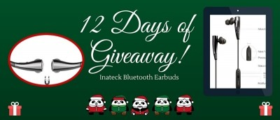 Inateck Bluetooth Earbuds Review