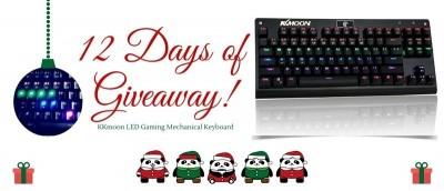 KKmoon LED Gaming Mechanical Keyboard Review