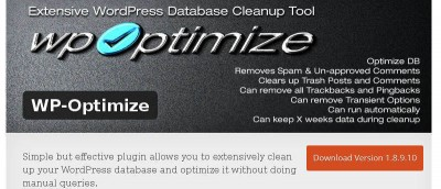 Useful Plugins to Clean Up WordPress Database