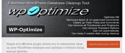 Useful Plugins to Clean Up WordPress Database