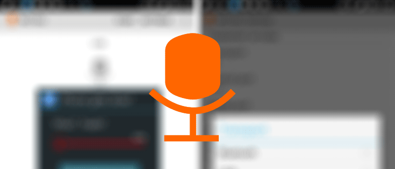 Use Android Device as a Microphone For Your Computer