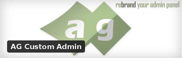 wp-admin-ag-custom-dashboard
