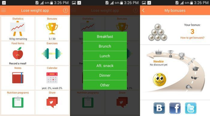 Android-Diet-Apps-Lose-weight-without-dieting