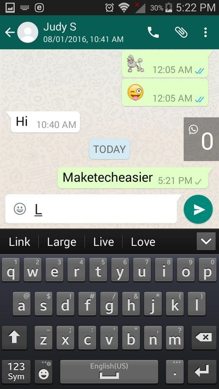 Chat_Helper_WhatsApp