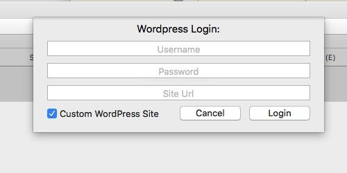Liquid | Info -mte- login wordpress