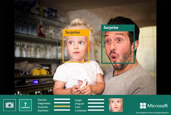 Microsoft Selfie -mte- project_oxford