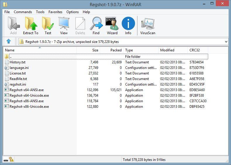 Regs-Software-DownloadArchive