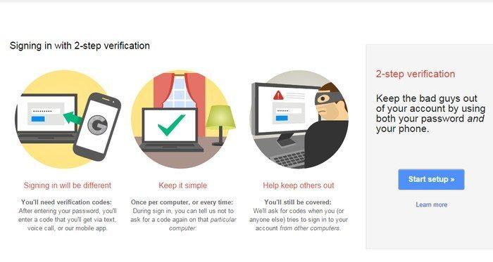 Secure-Google-Account-Setup