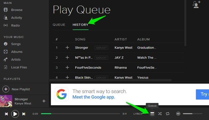 Spotify-Tips-And-Tricks-History