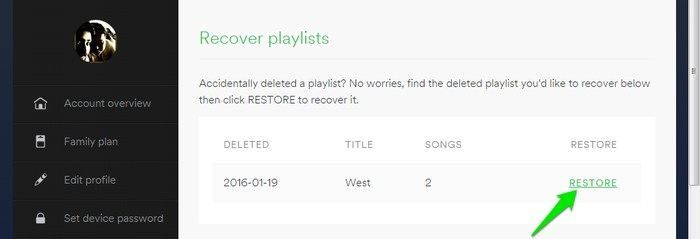 Spotify-Tips-And-Tricks-Restore