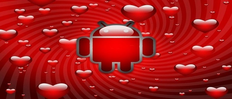 5 Must Have Valentine's Day Apps [Android]