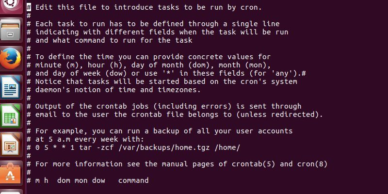 run command startup linux