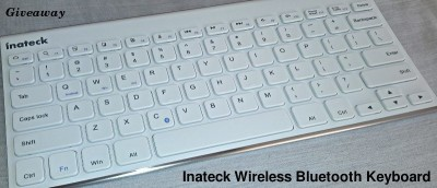 Inateck Wireless Bluetooth Keyboard Review