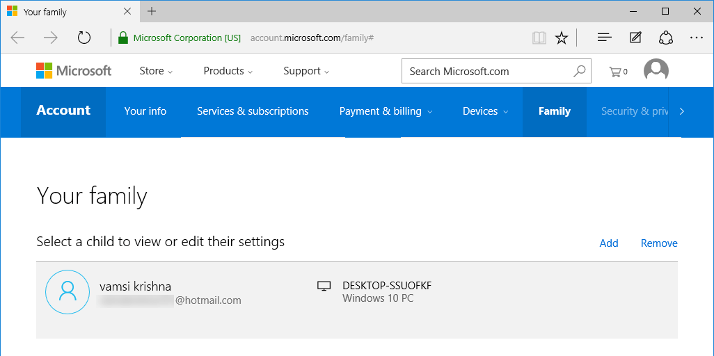 microsoft-family-select-user