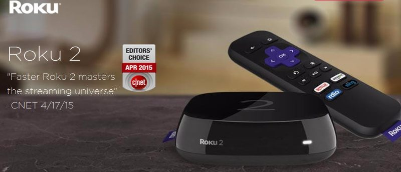 Roku 2, Nyko Charge Base and More in Today's Deals