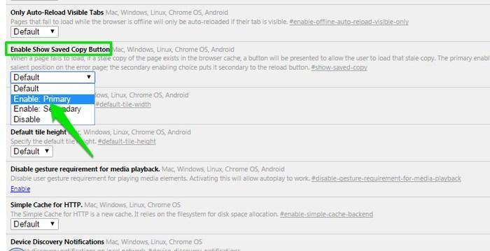 Chrome-Offline-Mode-Enable-Offline-Mode