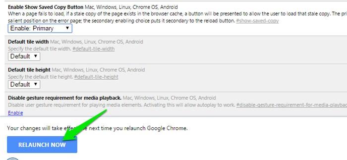 Chrome-Offline-Mode-Relaunch-Chrome