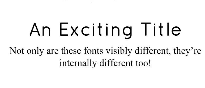 MTE Explains: OpenType or TrueType, Which Should You Use?