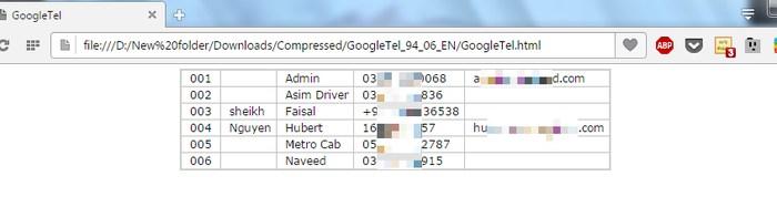 Printable-Google-Contacts-GoogleTel-Contacts