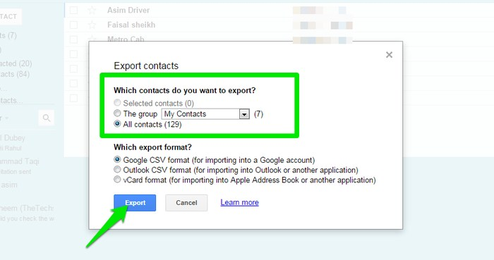 Printable-Google-Contacts-Select-Contacts