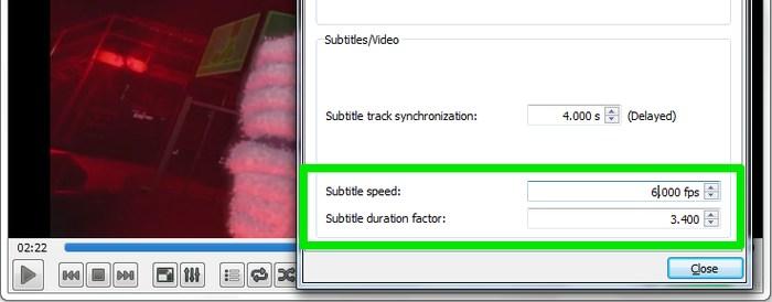 VLC-Subtitles-Ajust-Subtitles-Duration