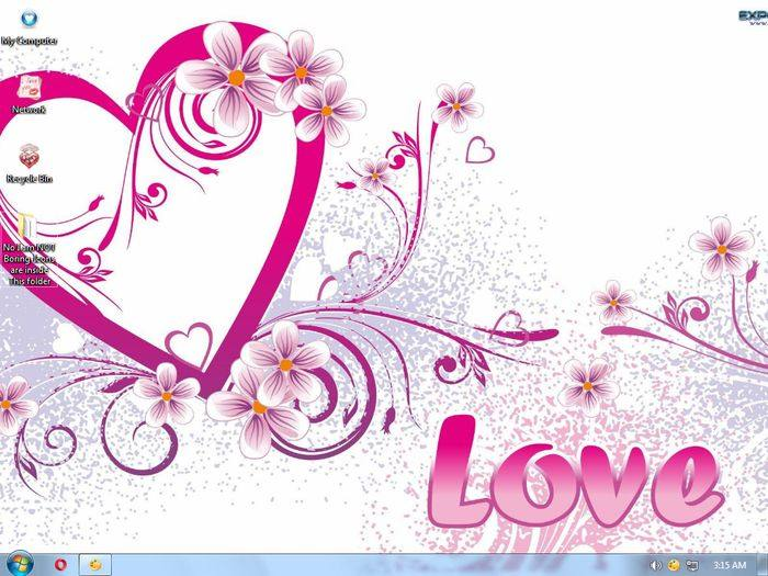 8 Lovely Windows Themes To Use This Valentine S Day