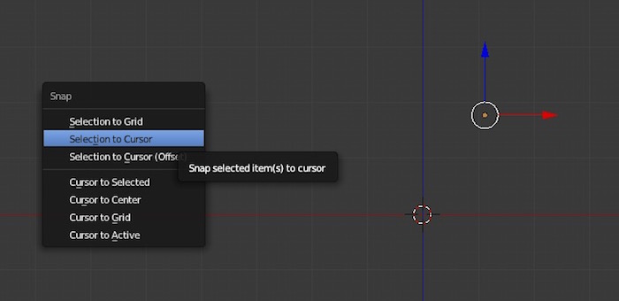 blender-spin-object-to-cursor