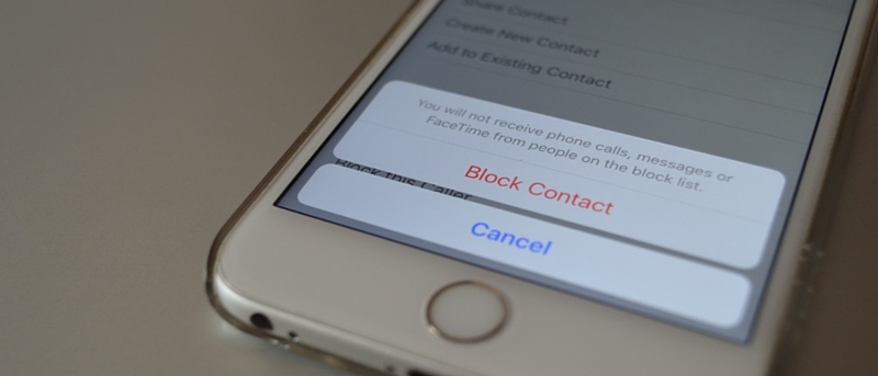 How to Block SMS from Spammers on iPhone