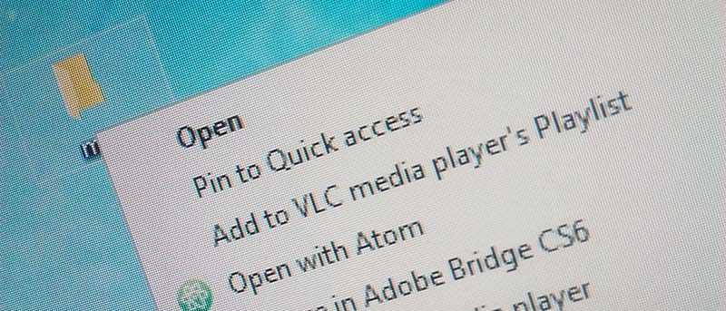 4 Best Context Menu Editors for Windows