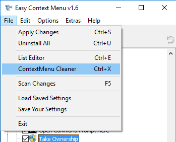 context-menu-applications-select-context-menu-cleaner