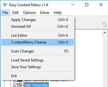 context-menu-applications-select-context-menu-cleaner