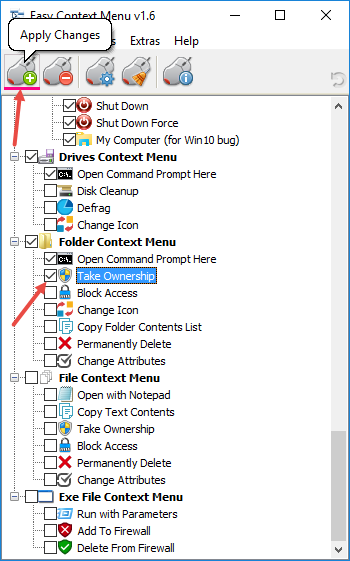 context-menu-applications-select-take-ownership