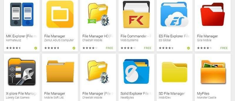 5 Best Alternatives to ES File Explorer