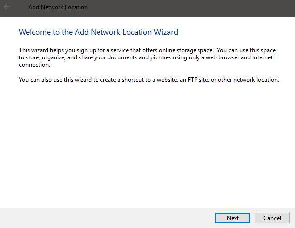 es-file-explorer-add-network-location-wizard